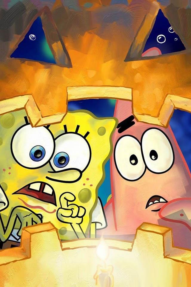 Live Spongebob Wallpapers Wallpapersafari