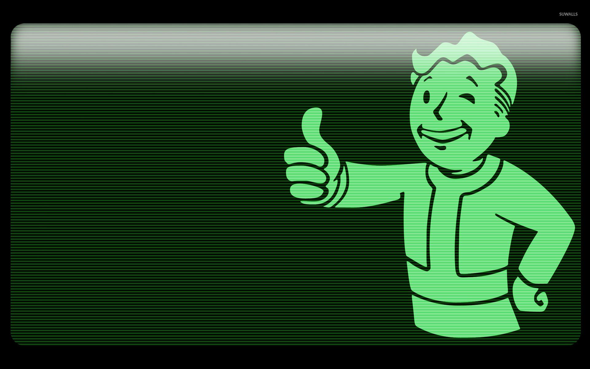 Vault Boy   Fallout wallpaper   1028261 1920x1200