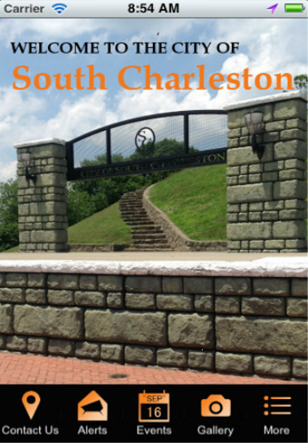 City of South Charleston WV   Android Apps on Google Play 626x900
