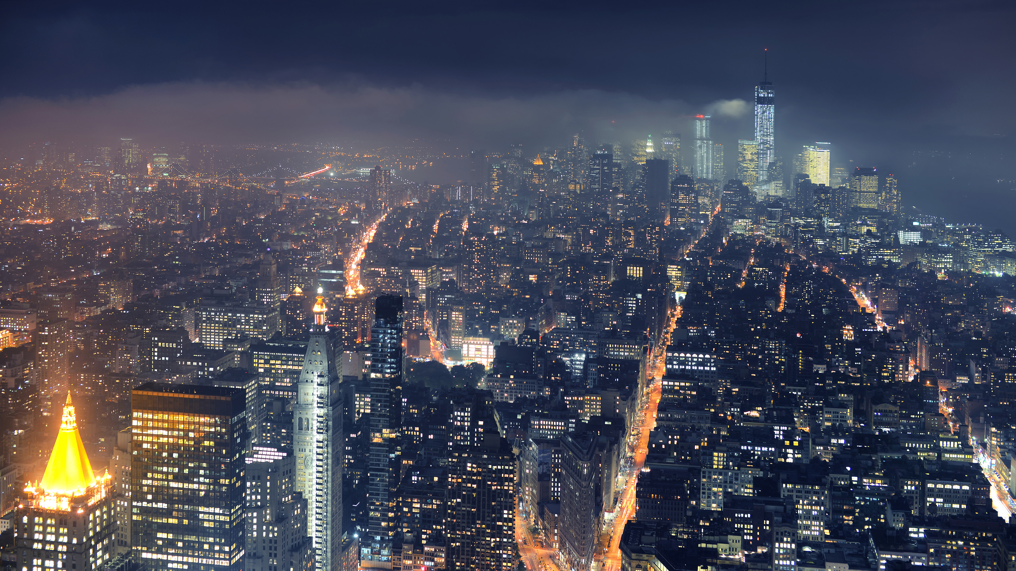382 New York HD Wallpapers Background Images 3840x2160