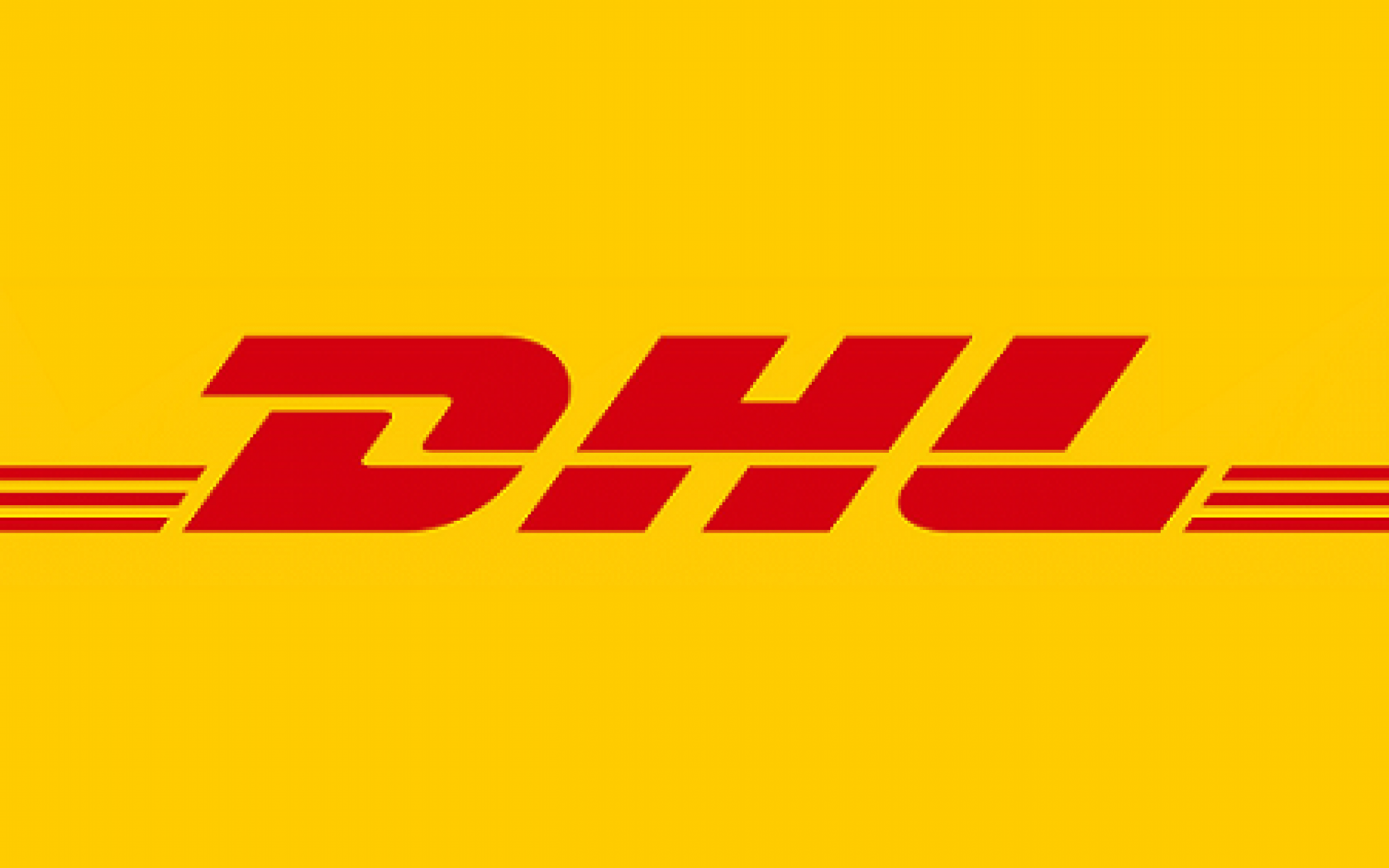 DHL Company Logo Wallpaper PaperPull 1680x1050