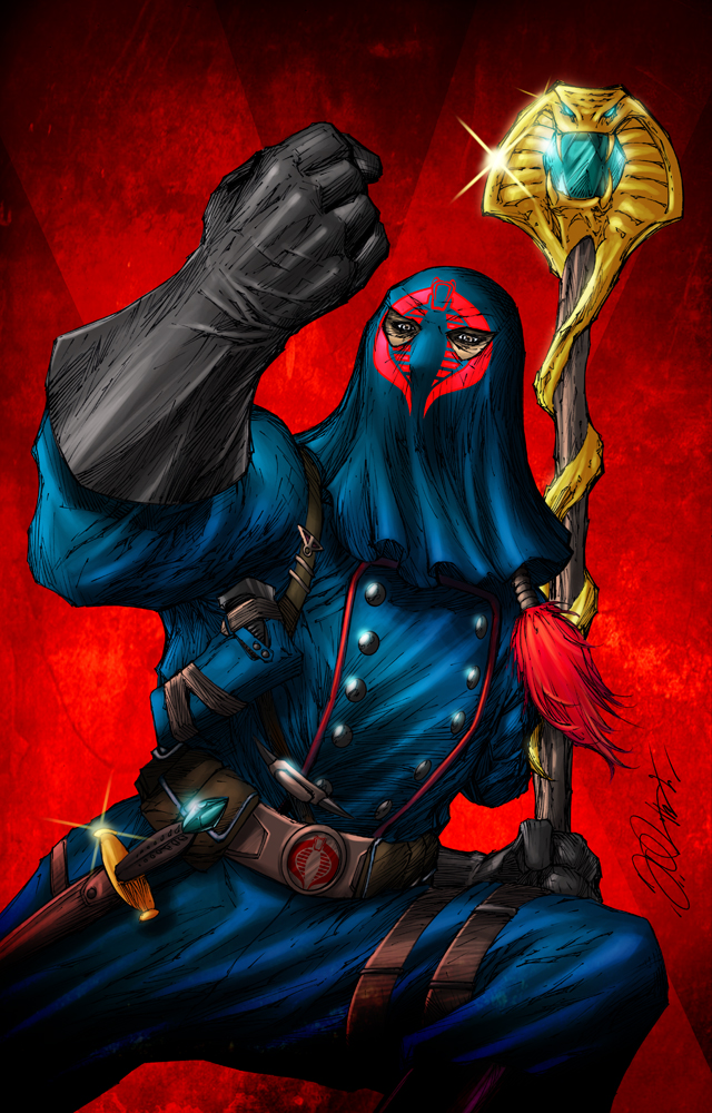 skeletor vs cobra commander - 640×1000