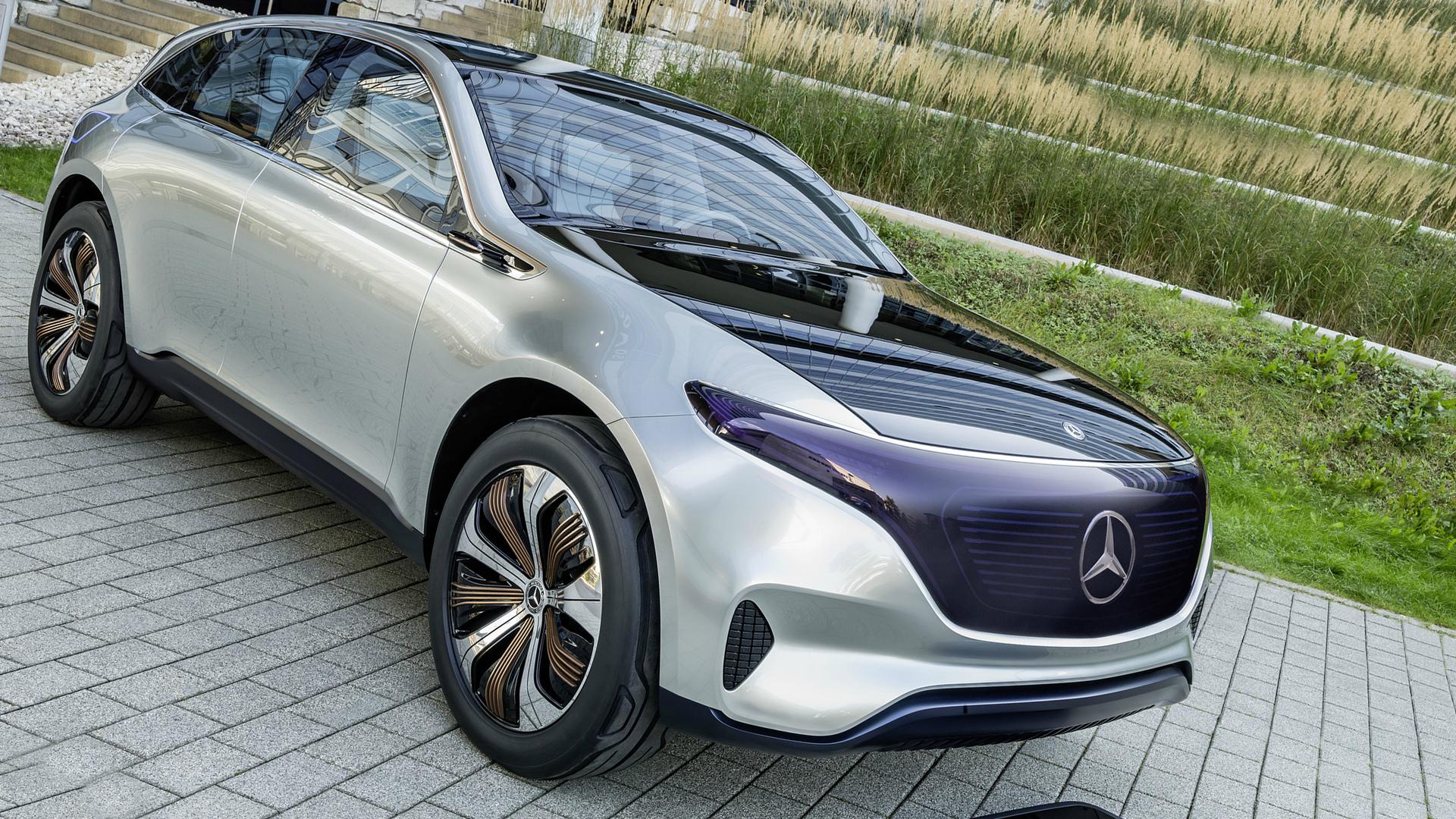 2019 Mercedes Benz EQC Edition Redesign   2019 Mercedes Benz EQC 1920x1080