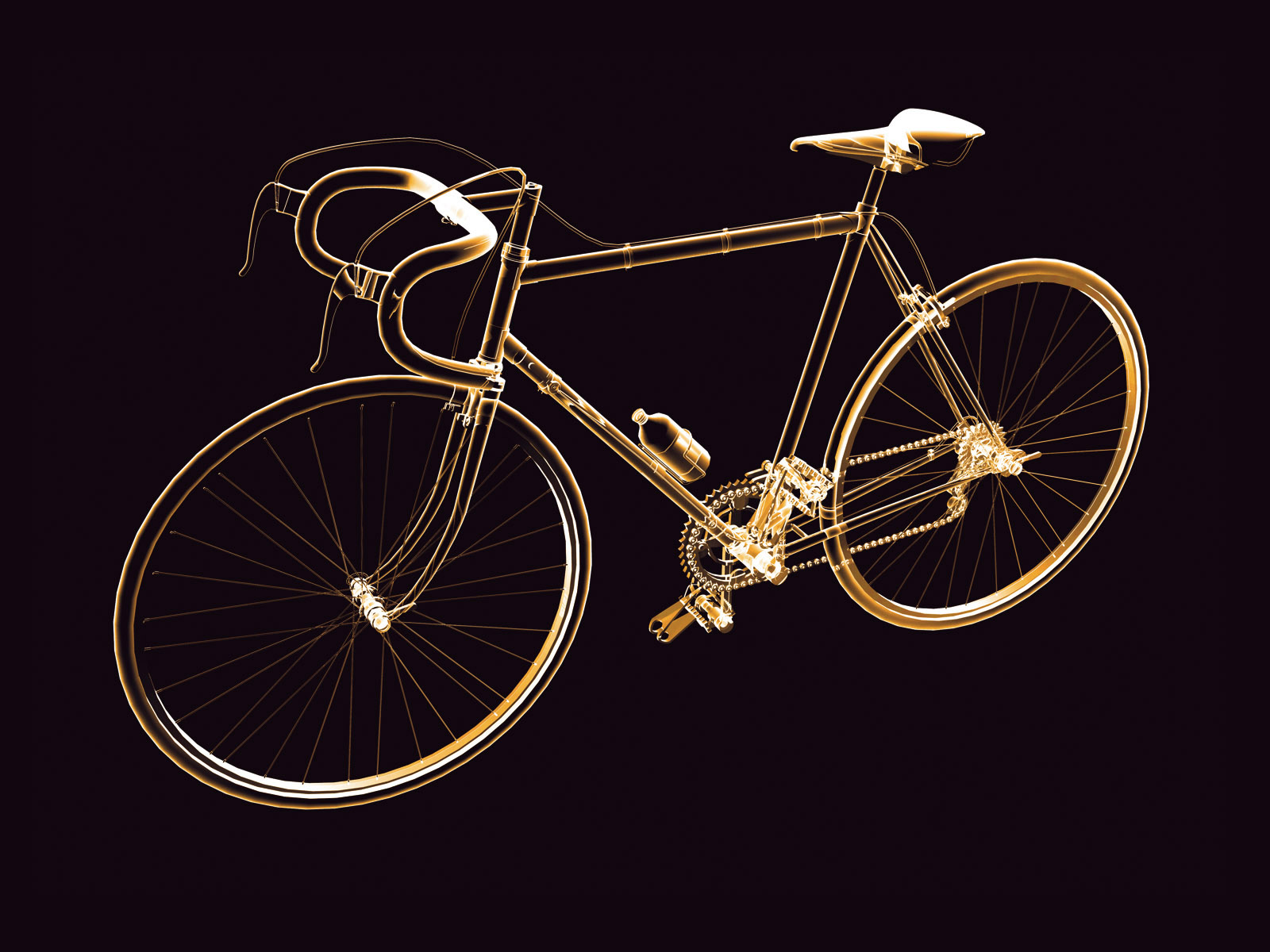 1600x1200 Neon Bicycle Desktop Pc And Mac Wallpaper Pictures 1600x1200