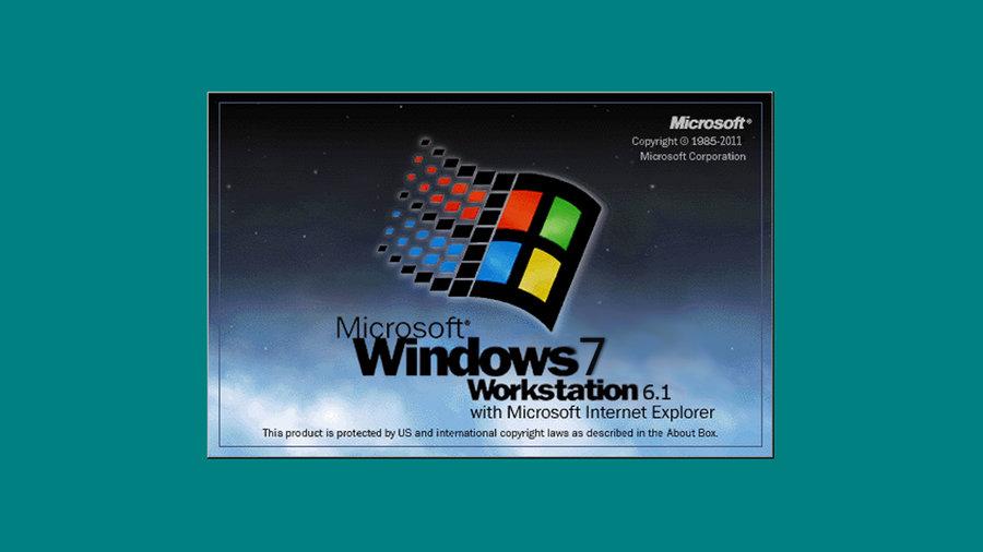 Windows Nt Wallpaper Windows Nt  By Hanjamin X