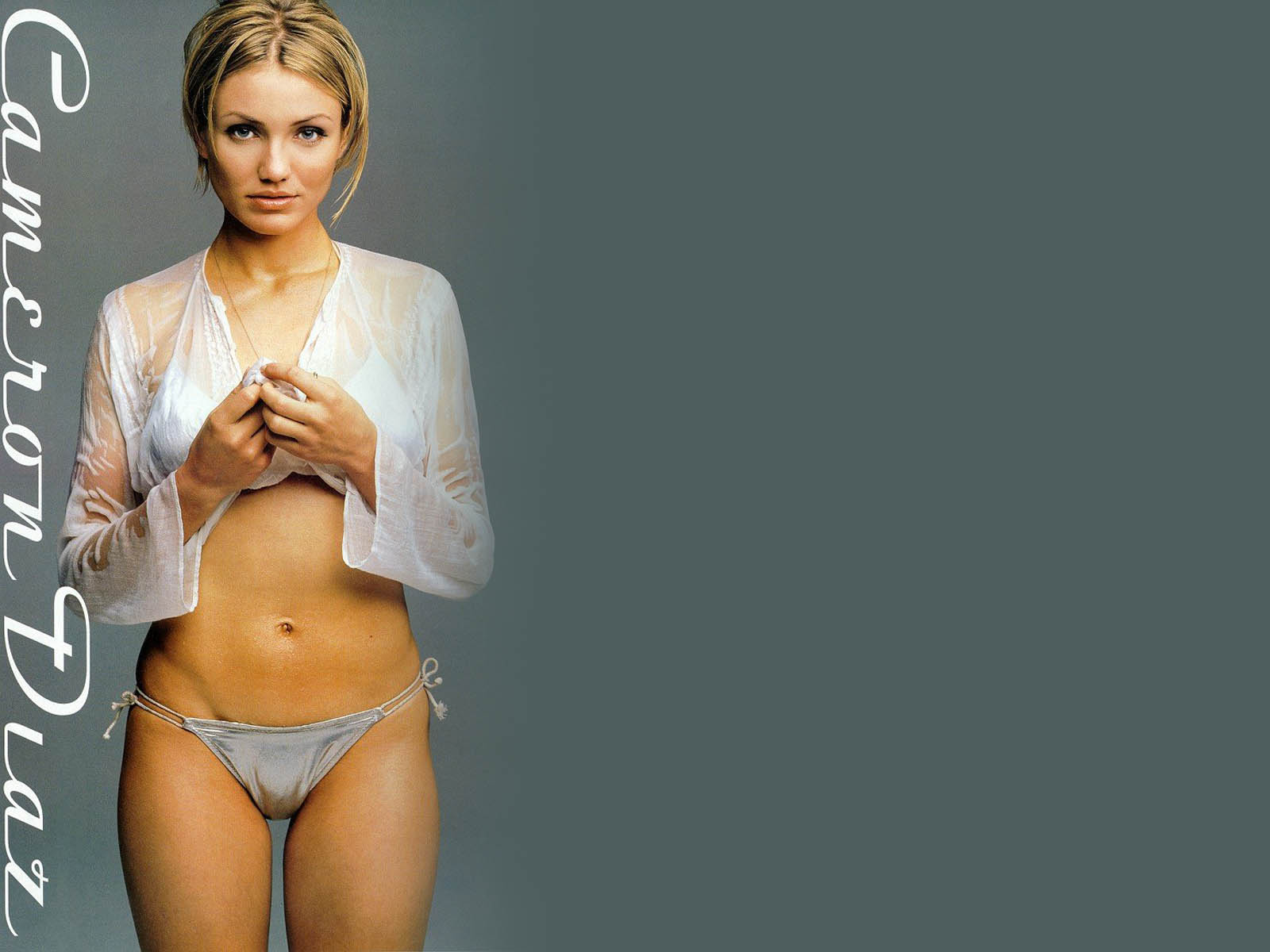 Cameron Diaz Desktop Wallpapers for Widescreen HD 1600x1200
