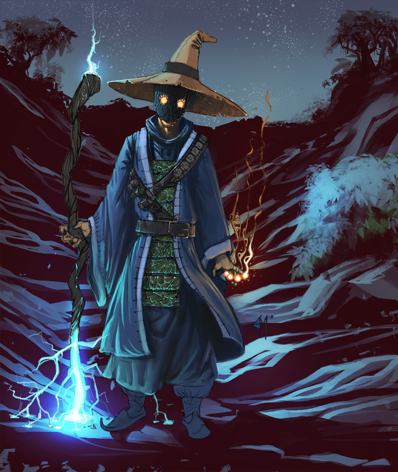 Free Download Black Mage By Artfulshrapnel 822x973 For Your