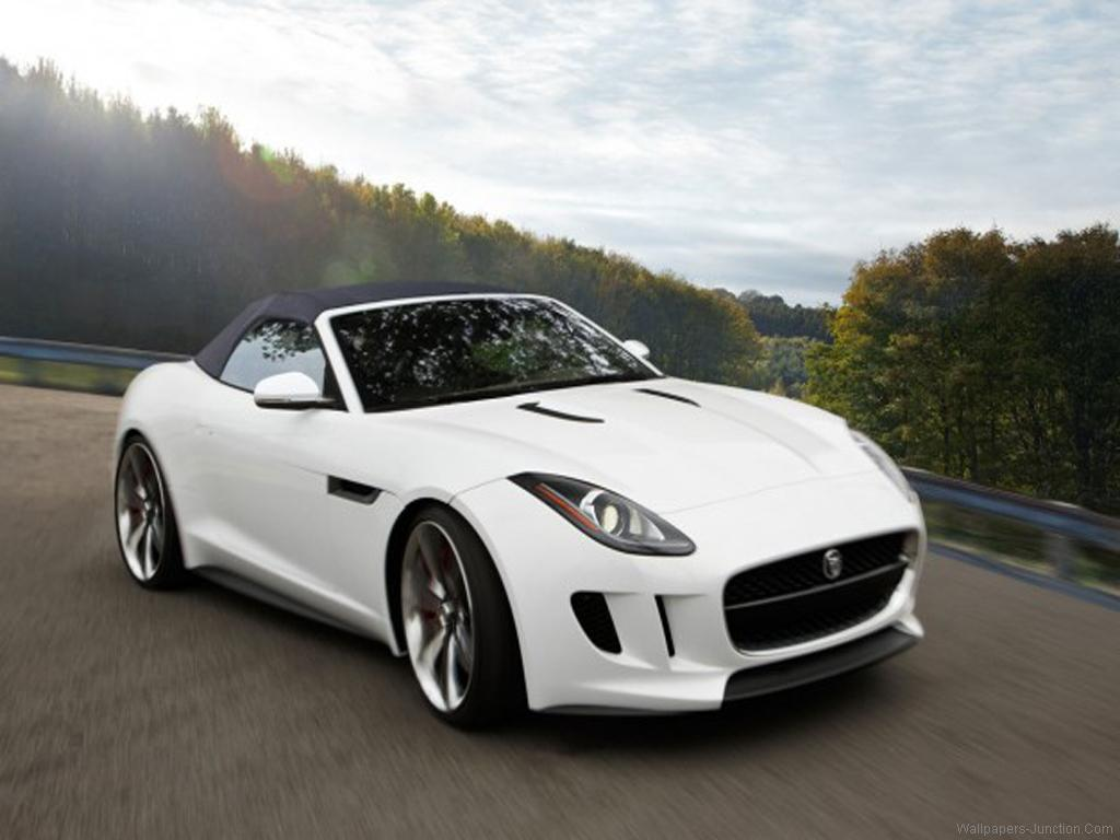 Jaguar F Type Wallpapers 1024x768