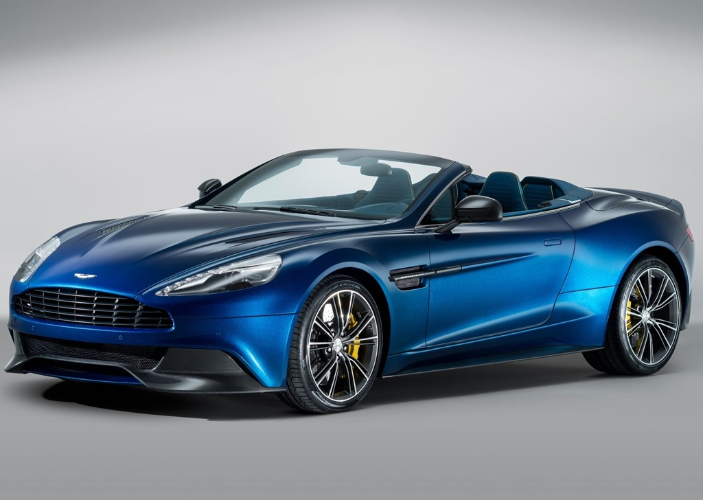 Aston Martin Wallpapers   Vanquish Volante 2014 1024x728