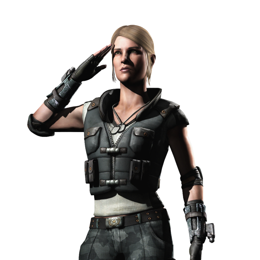 Mortal Kombat X iOS   Sonya Blade [Render 3] by WyRuZzaH on 894x894