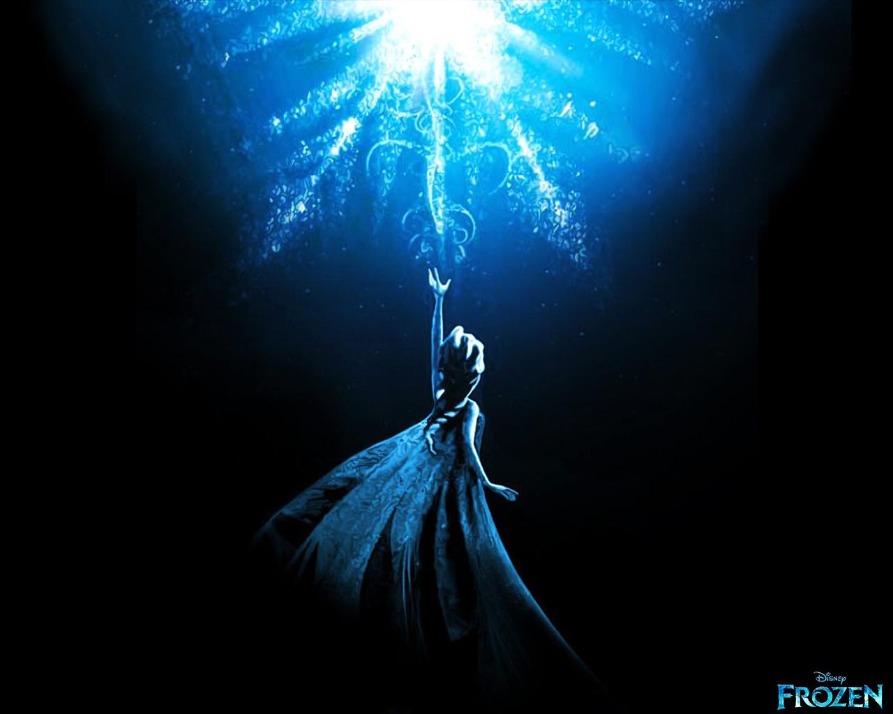 Queen Elsa   Frozen Wallpaper 36234697 1280x1024