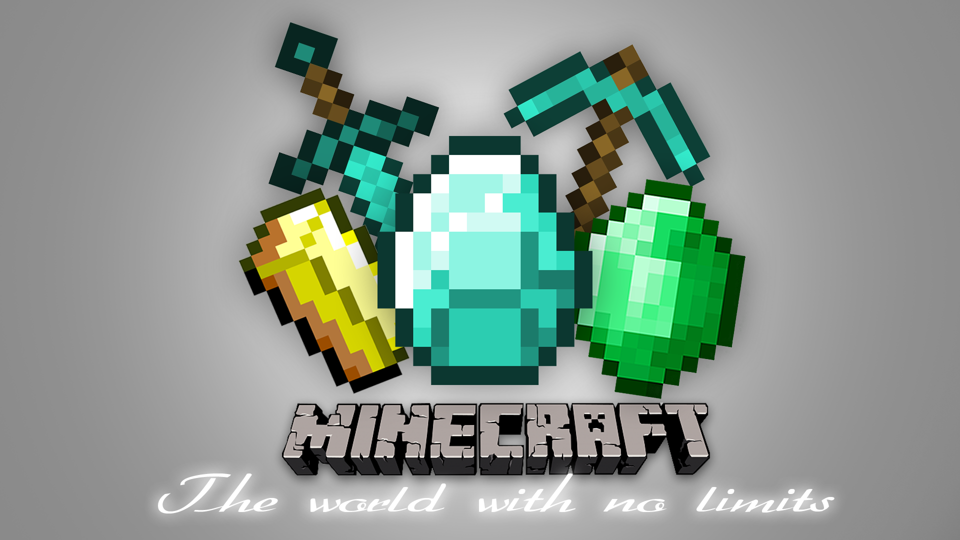Epic Minecraft Wallpapers 1920x1080