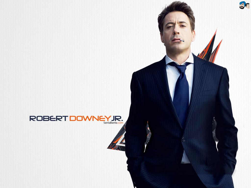 Robert Downey Jr Wallpaper 11   1024 X 768 stmednet 1024x768