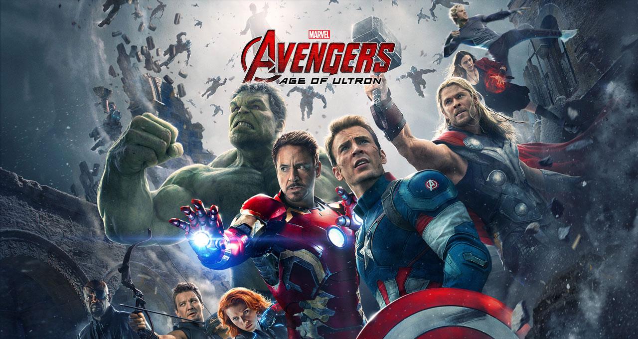 Avengers Age of Ultron Official Wallpaper HD by designboltscom 1280x680