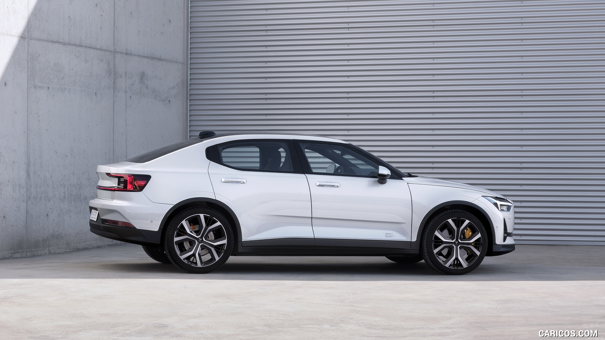 2020 Polestar 2   Side HD Wallpaper 4 2560x1440