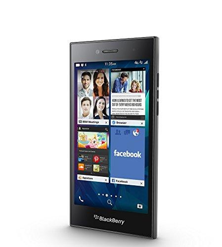 BlackBerry Leap UK SIM  Smartphone Shadow Grey 0 5 449x500