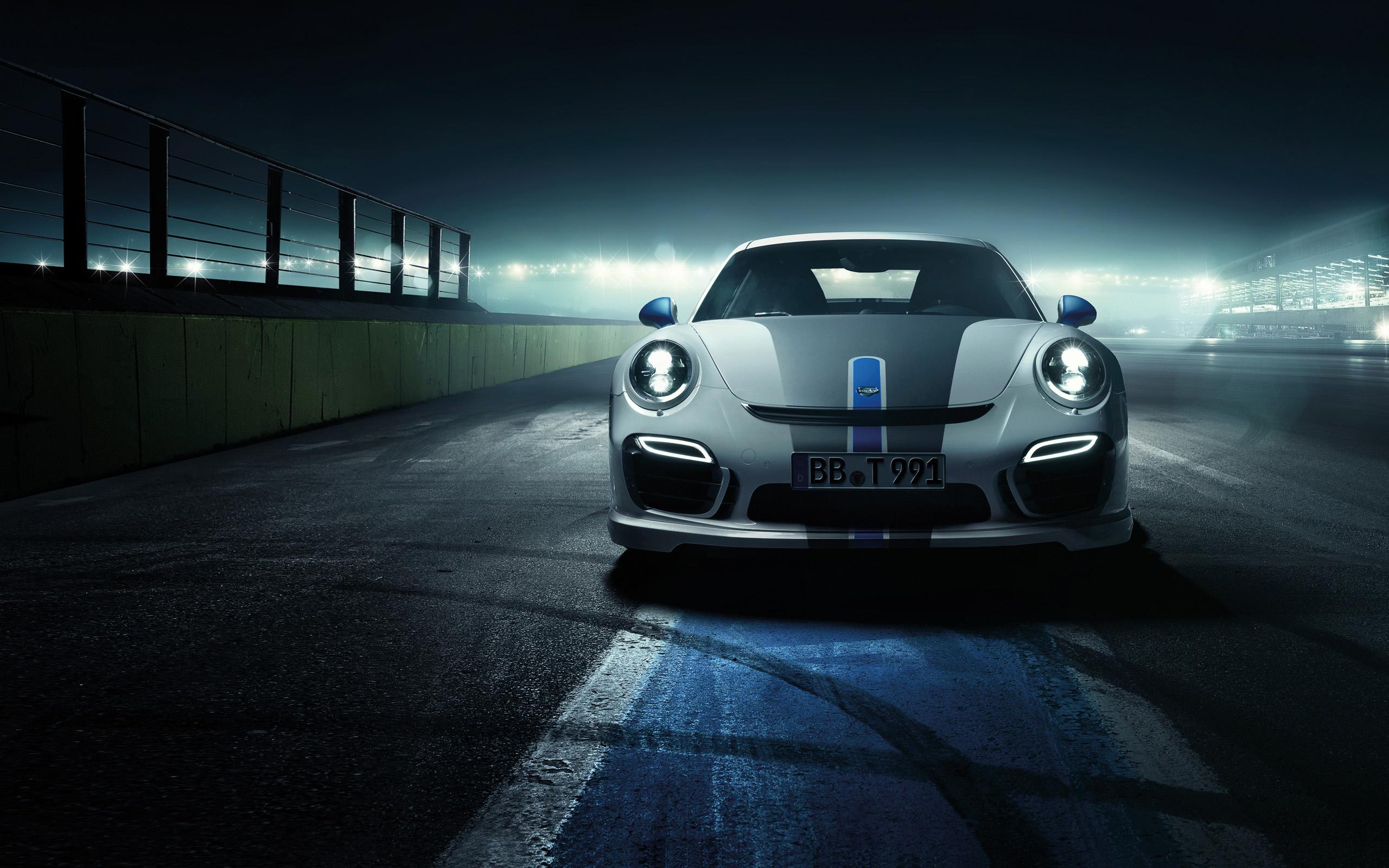 TechArt Porsche 911 Turbo 2014 Wallpaper HD Car Wallpapers 2560x1600