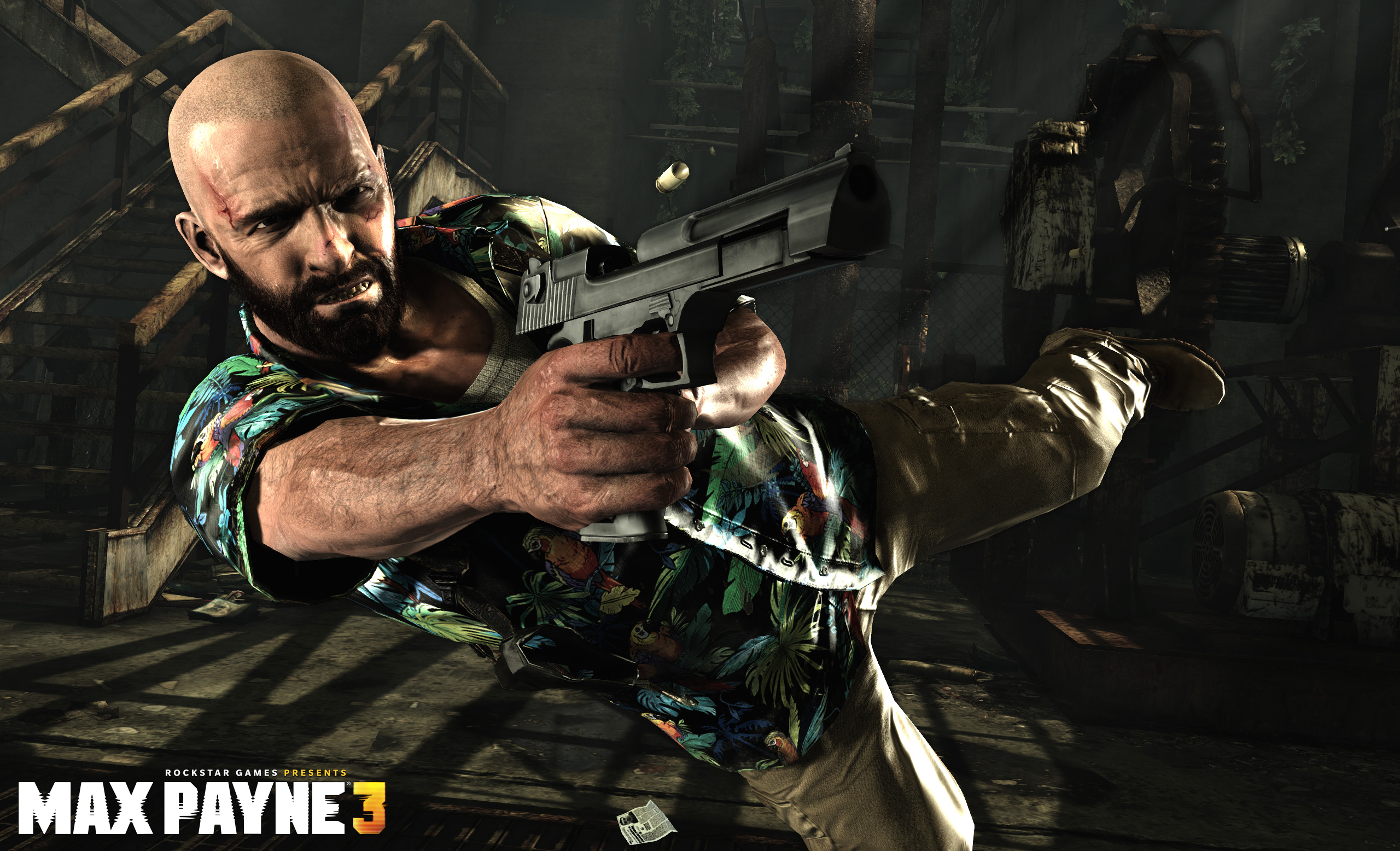 Max Payne 3 for PC New Screens and Details Including System Specs and 2560x1556