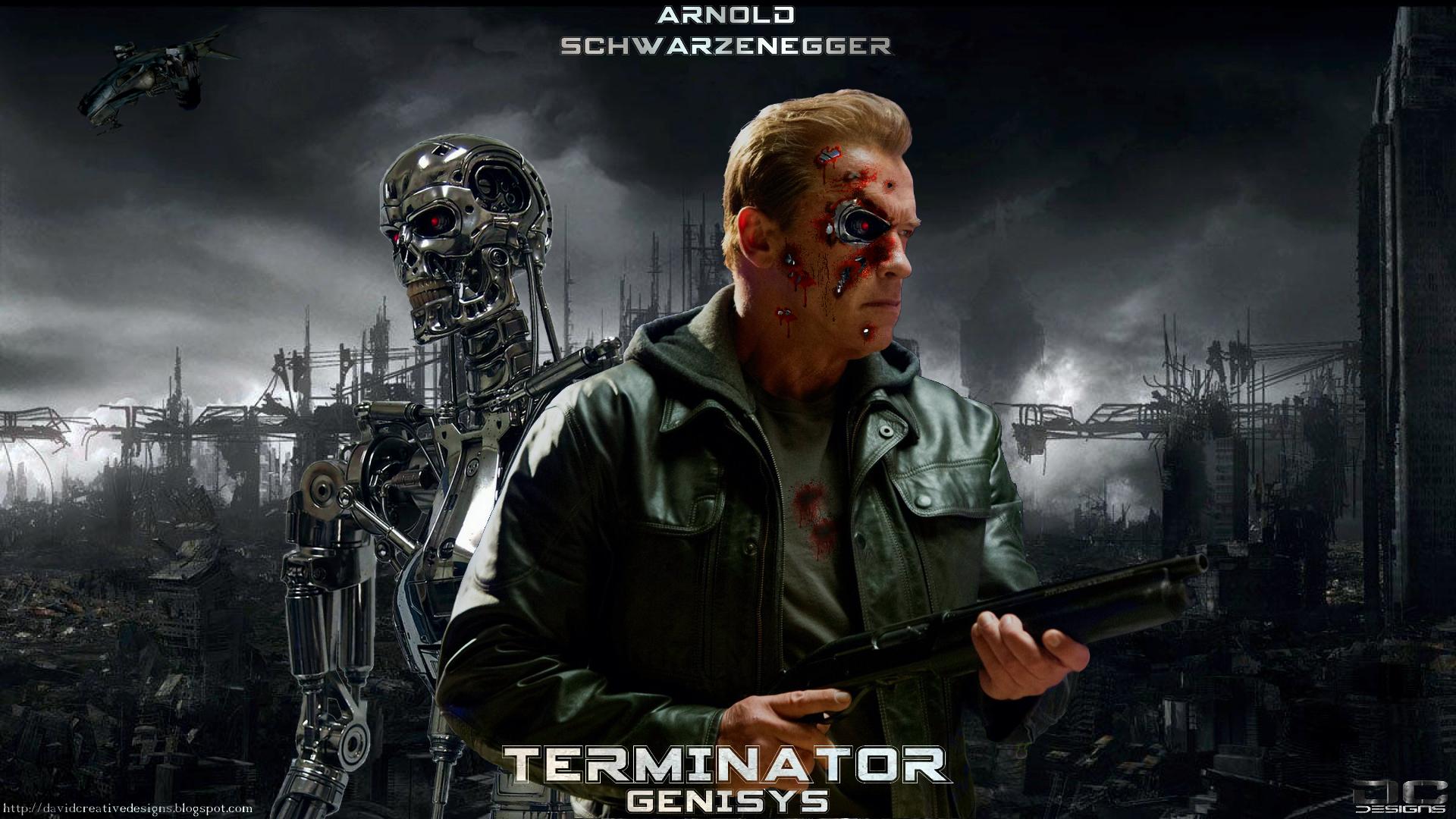Terminator Genisys HD Wallpaper Background Image 1920x1080 1920x1080