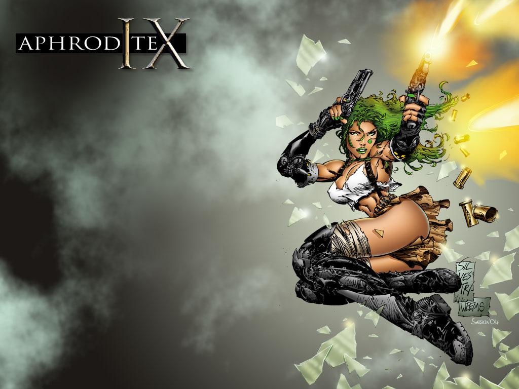 Aphrodite IX   Femme Fatales Wallpaper 21859664 1024x768