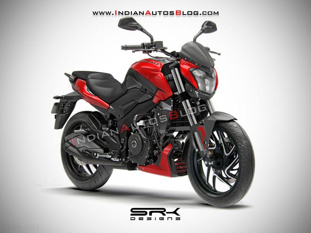 Upcoming 2019 Bajaj Dominar 400 Could Look Like This   Rendered 1024x768