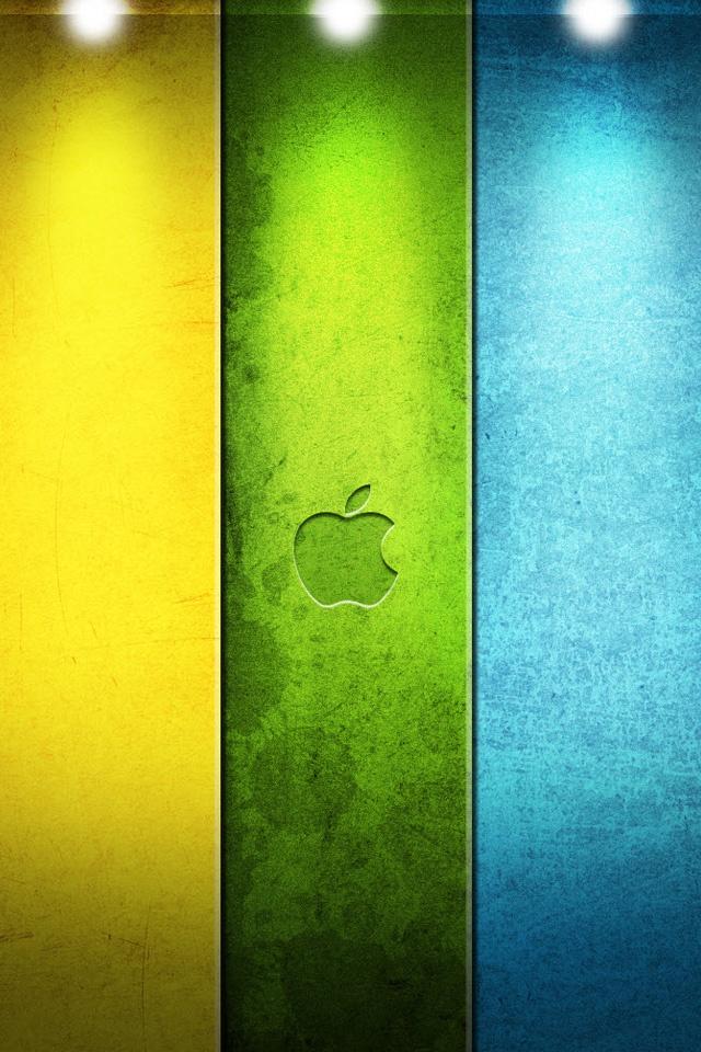 Blue Green iPhone Wallpaper - WallpaperSafari