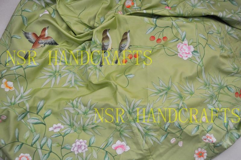 chinese wallpaper chinoiserie wallpaper silk wallpaper hand 800x531