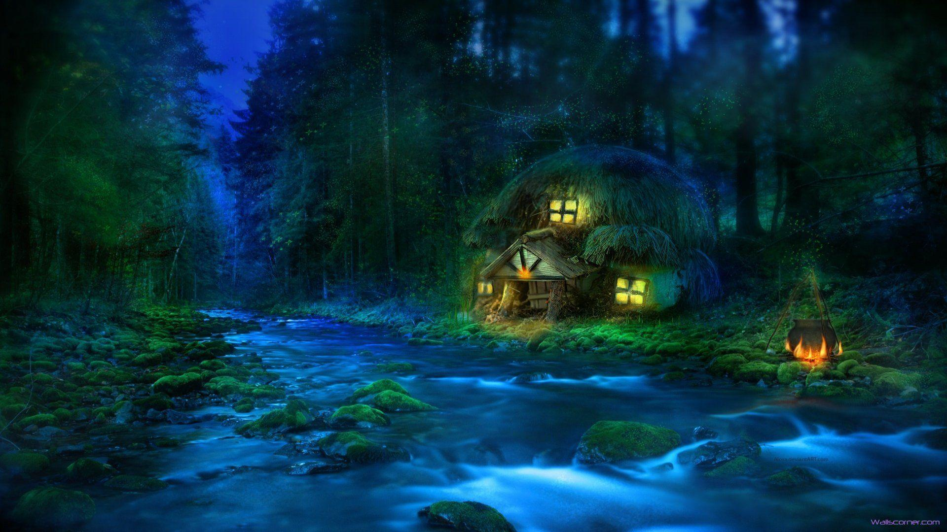 Fantasy World Wallpapers 1920x1080