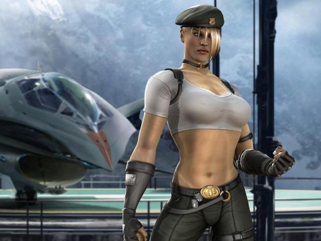 Sonya Blade Mortal Kombat 630x473