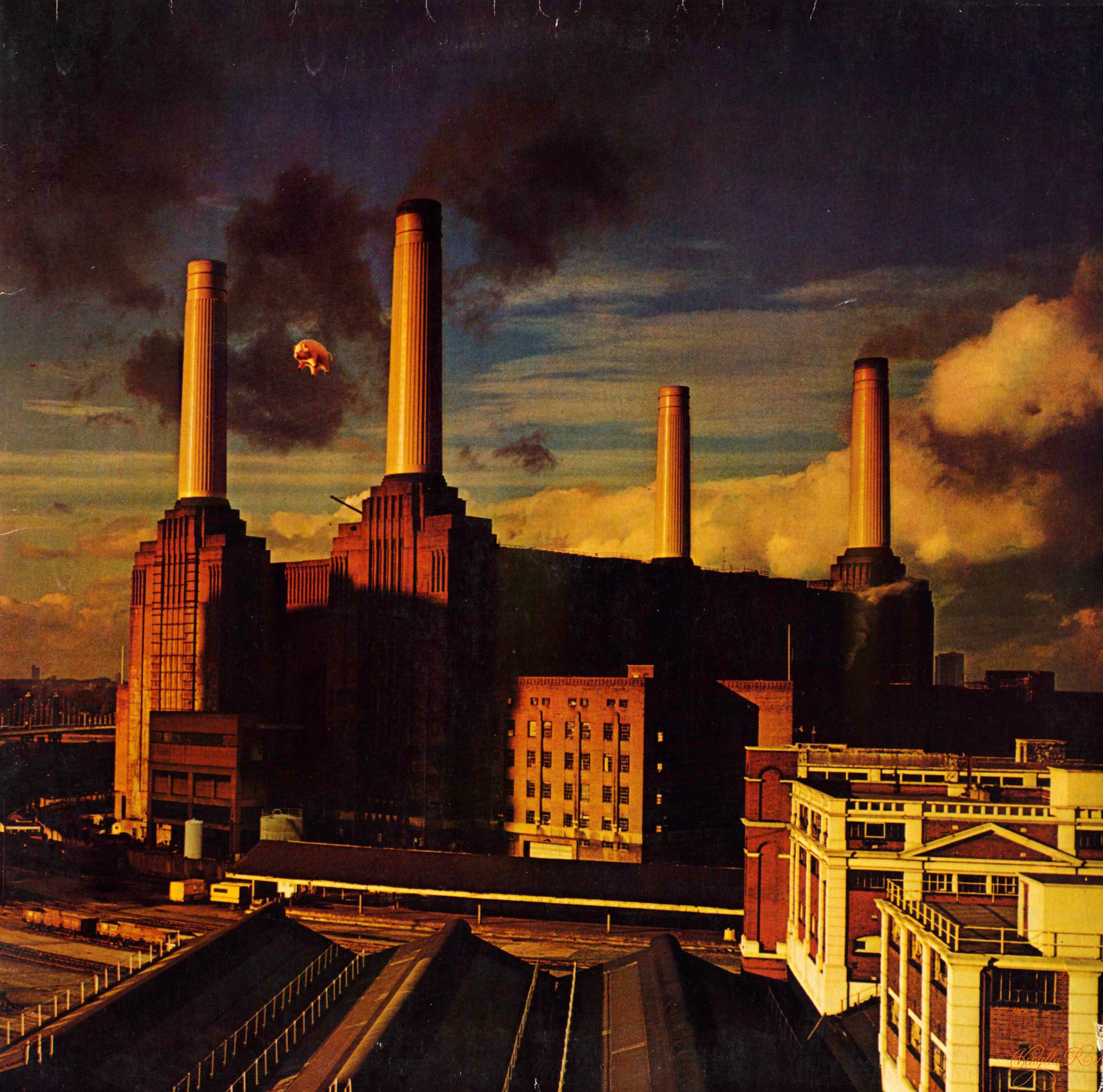Pink Floyd Animals   wallpaper 3672x3637