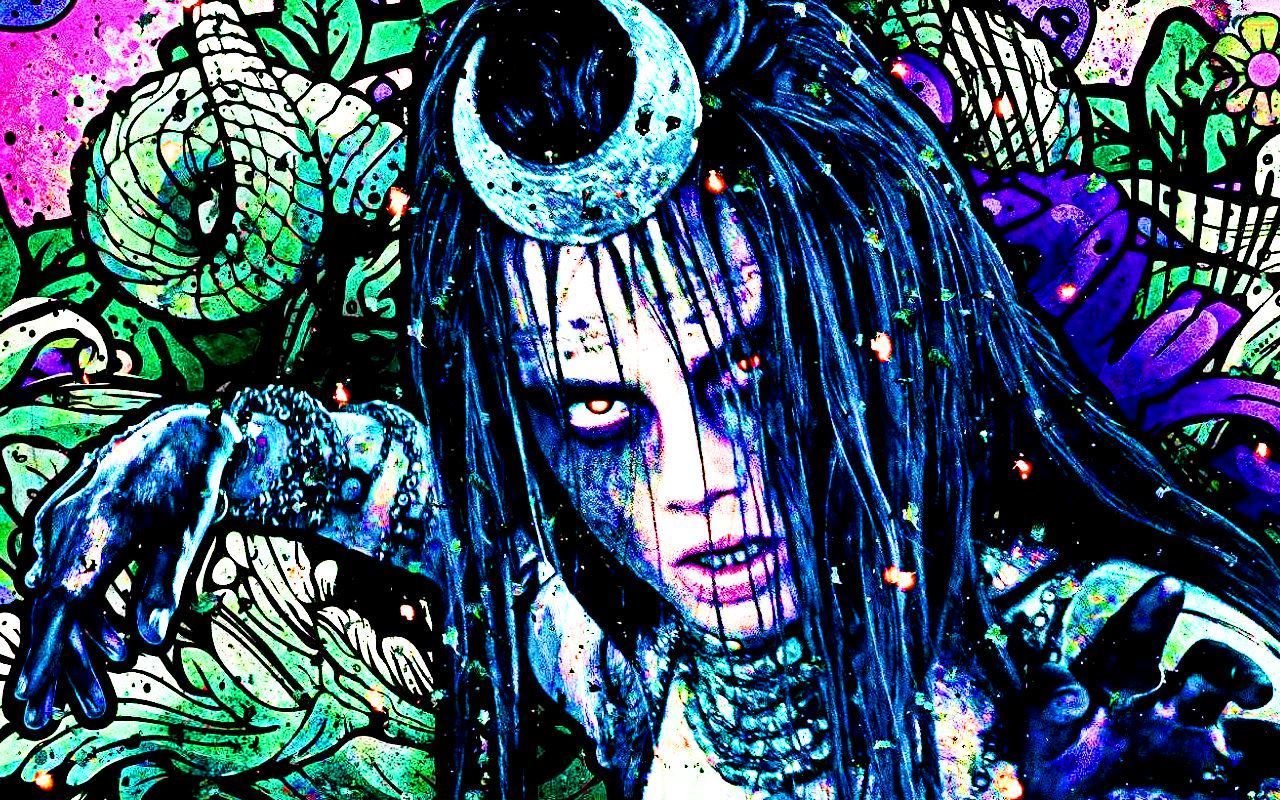Enchantress   Suicide Squad Wallpaper 39807699 1280x800