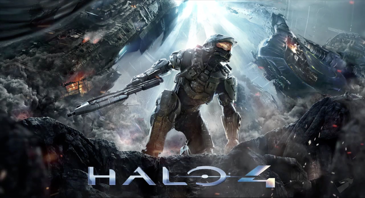 Free Download Halo 4 Master Chief Fictional Character Wallpaper