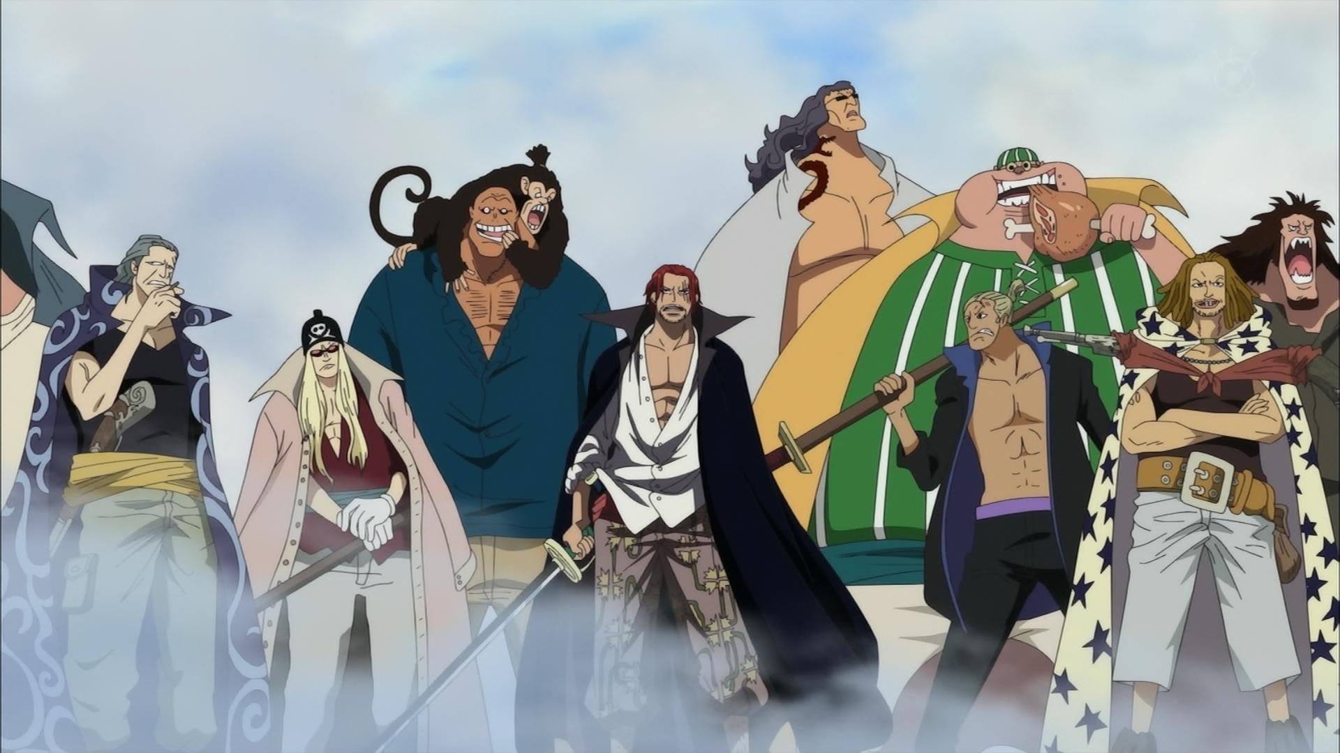 One Piece anime pirates Shanks wallpaper 1920x1080 218717 1920x1080