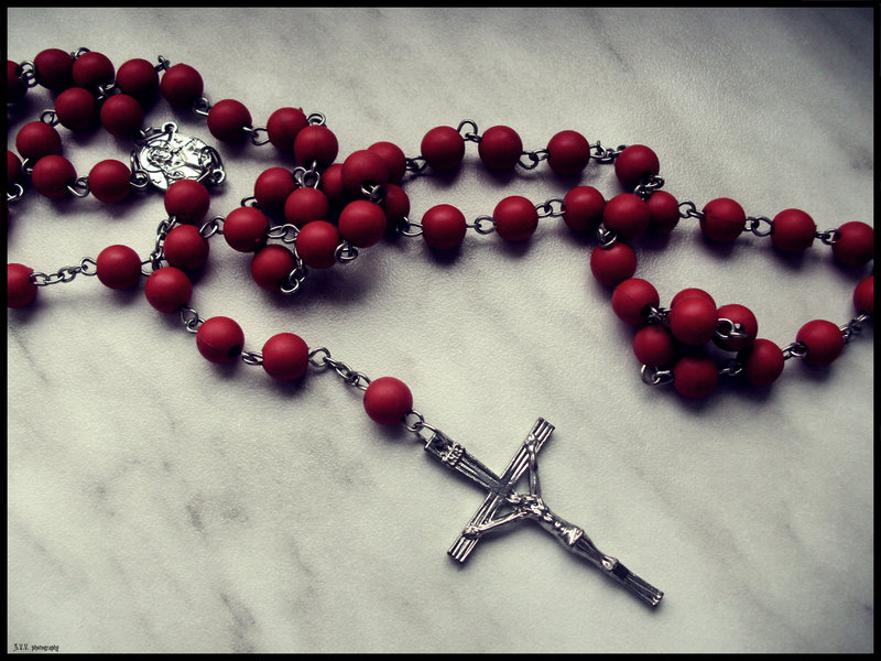 Mello S Rosary By Winter Kid 800x600