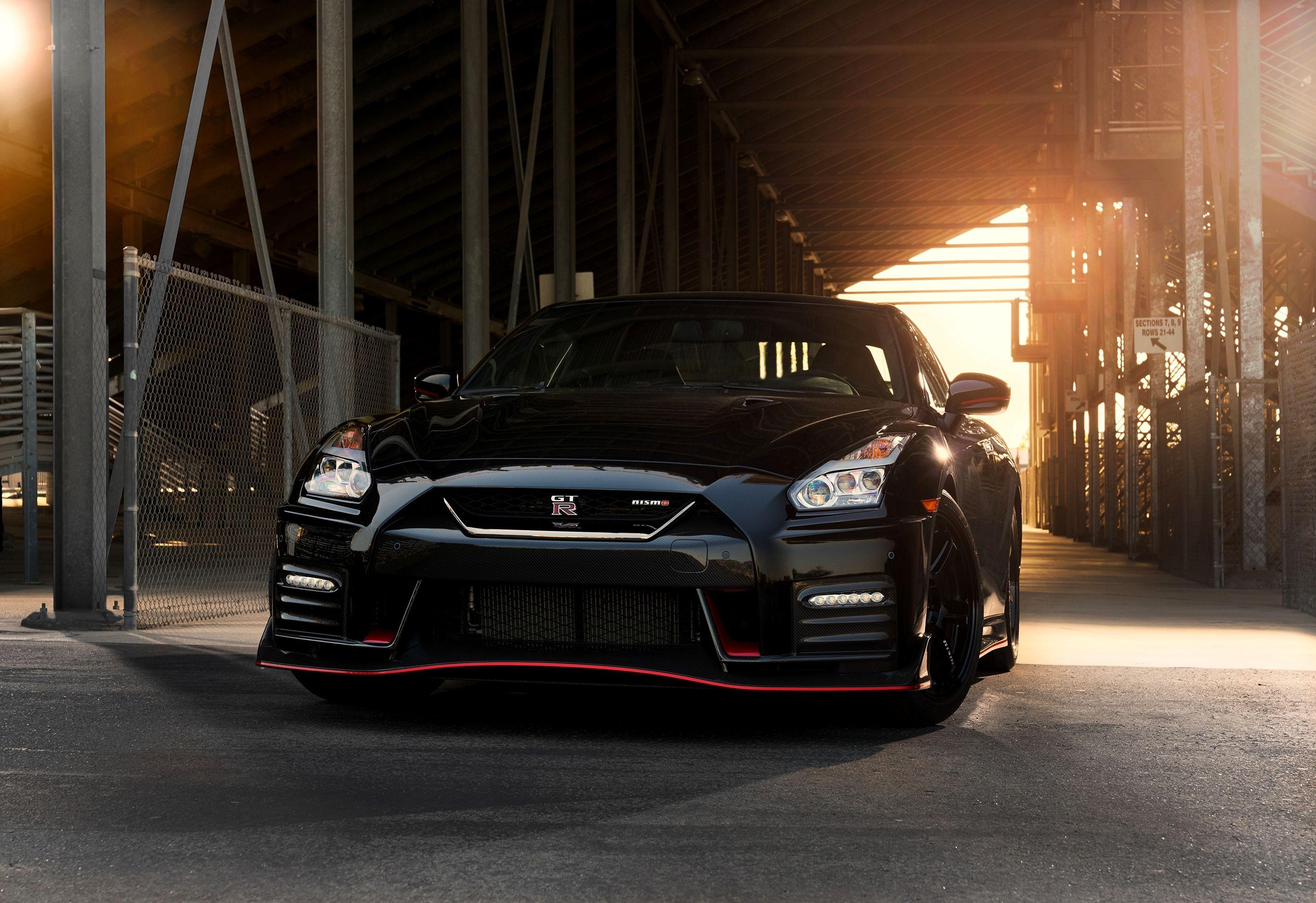Black Nissan GTR Background Wallpaper 71679 3300x2264px 3300x2264
