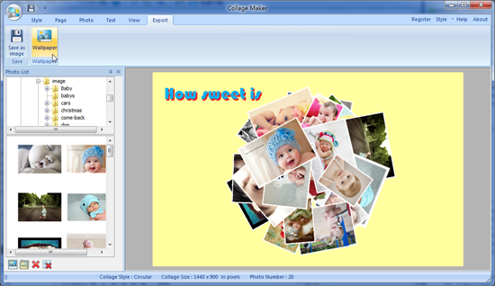collage makerhow to make photo collage with collage maker winhtml 550x318