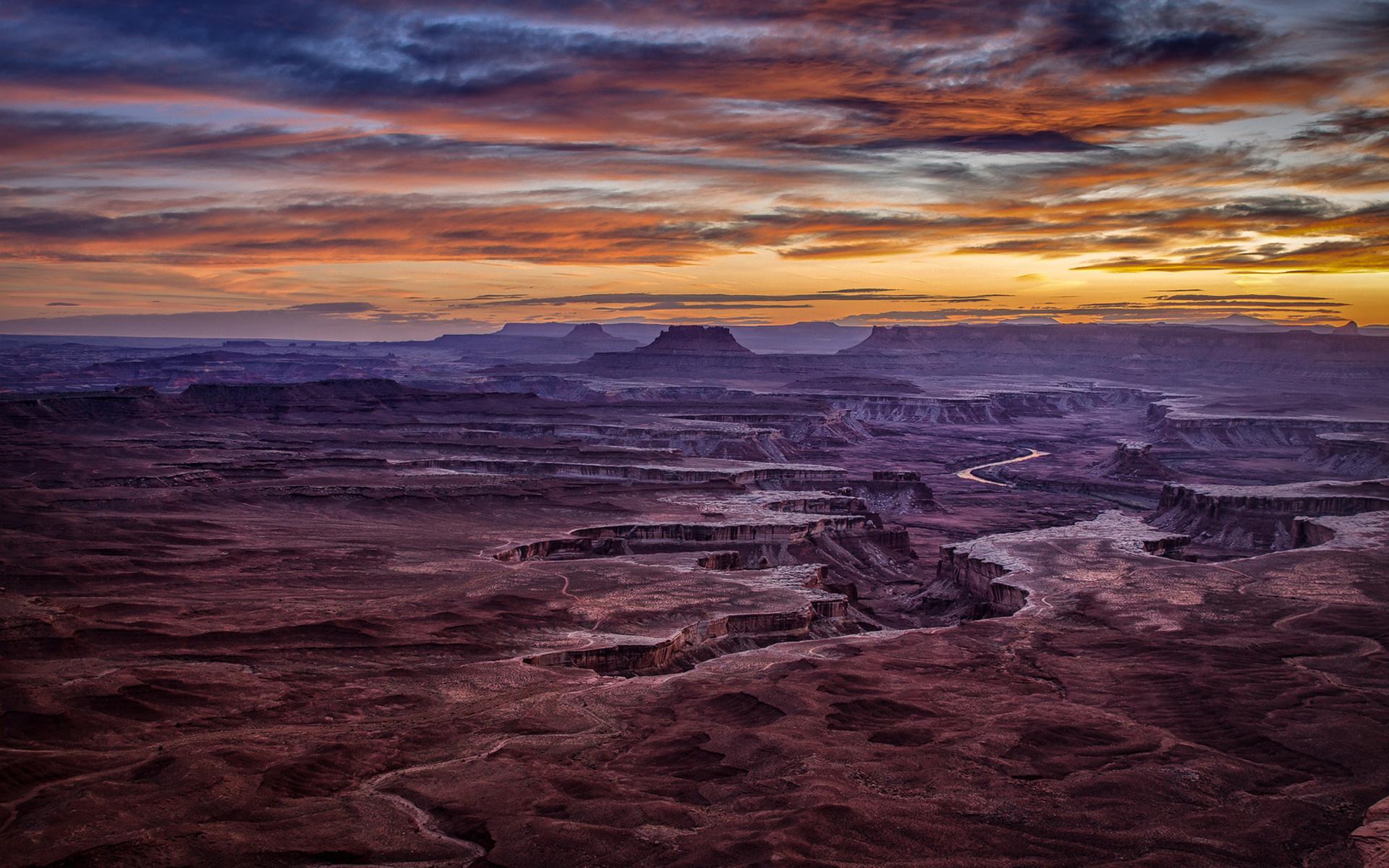 Canyonlands Wallpaper 6888593 1920x1200