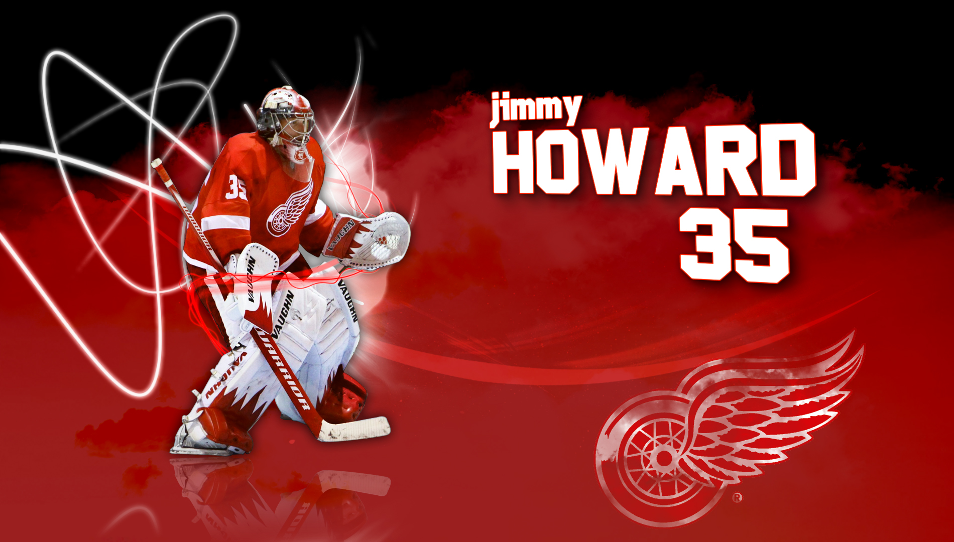 Jimmy Howard   HD WP by madeofglass13 1900x1080