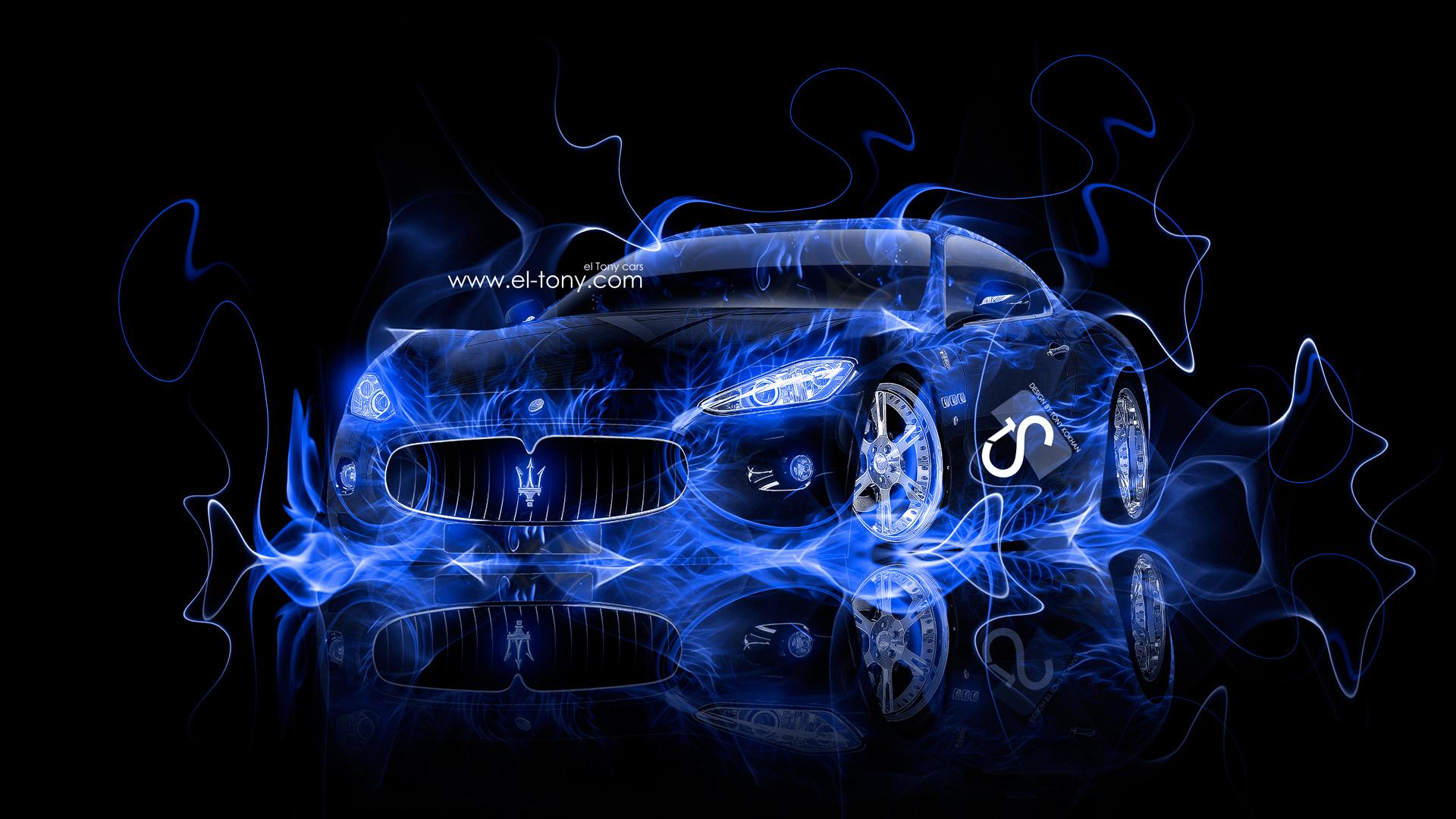 Neon Car Wallpaper Wallpapersafari