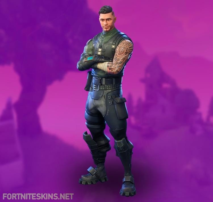 Fortnite Squad Leader Outfits   Fortnite Skins 750x710