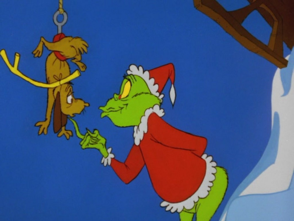 Best 58 The Grinch Who Stole Christmas Wallpaper on HipWallpaper 1024x768