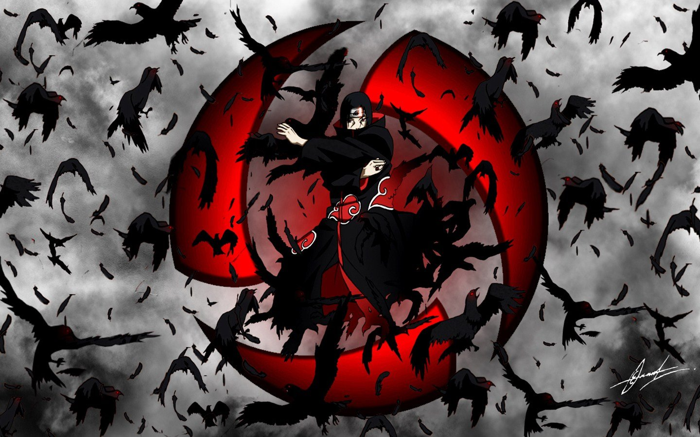 Itachi Uchiha Susanoo Wallpaper Hd: Itachi Uchiha Wallpaper HD