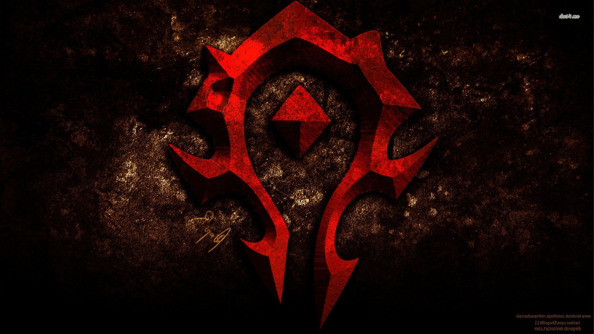 Free Download For The Horde World Of Warcraft Wallpaper Wallpaper