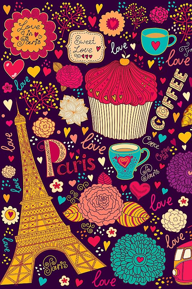 HD Girly iPhone Wallpaper - WallpaperSafari