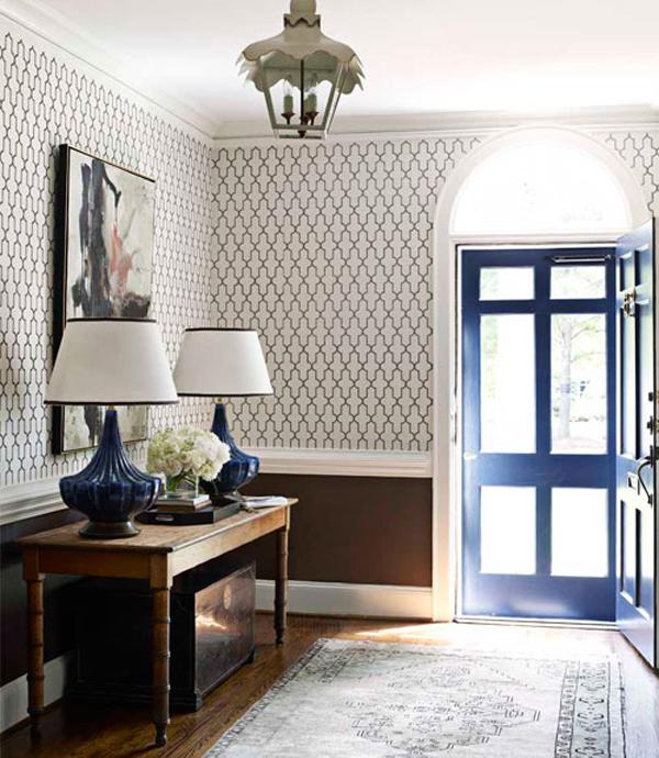 Phillip Jeffries Moroccan Wallpaper BAS Blog 600x690