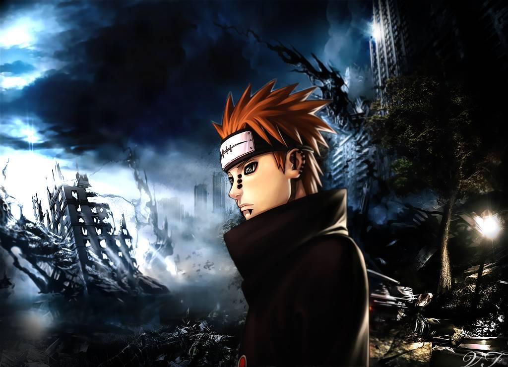 Pain   Naruto Wallpaper 1024x740