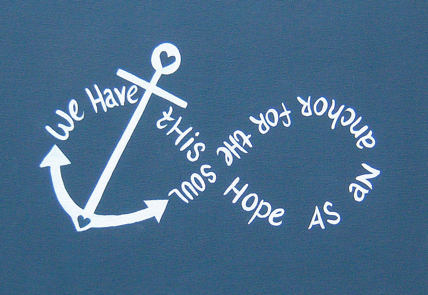 Anchor Infinity Wallpaper Canvas painting   anchor 1500x1033