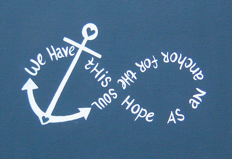 Anchor iphone wallpaper tumblr - Anchor Infinity Wallpaper Canvas Painting Anchor