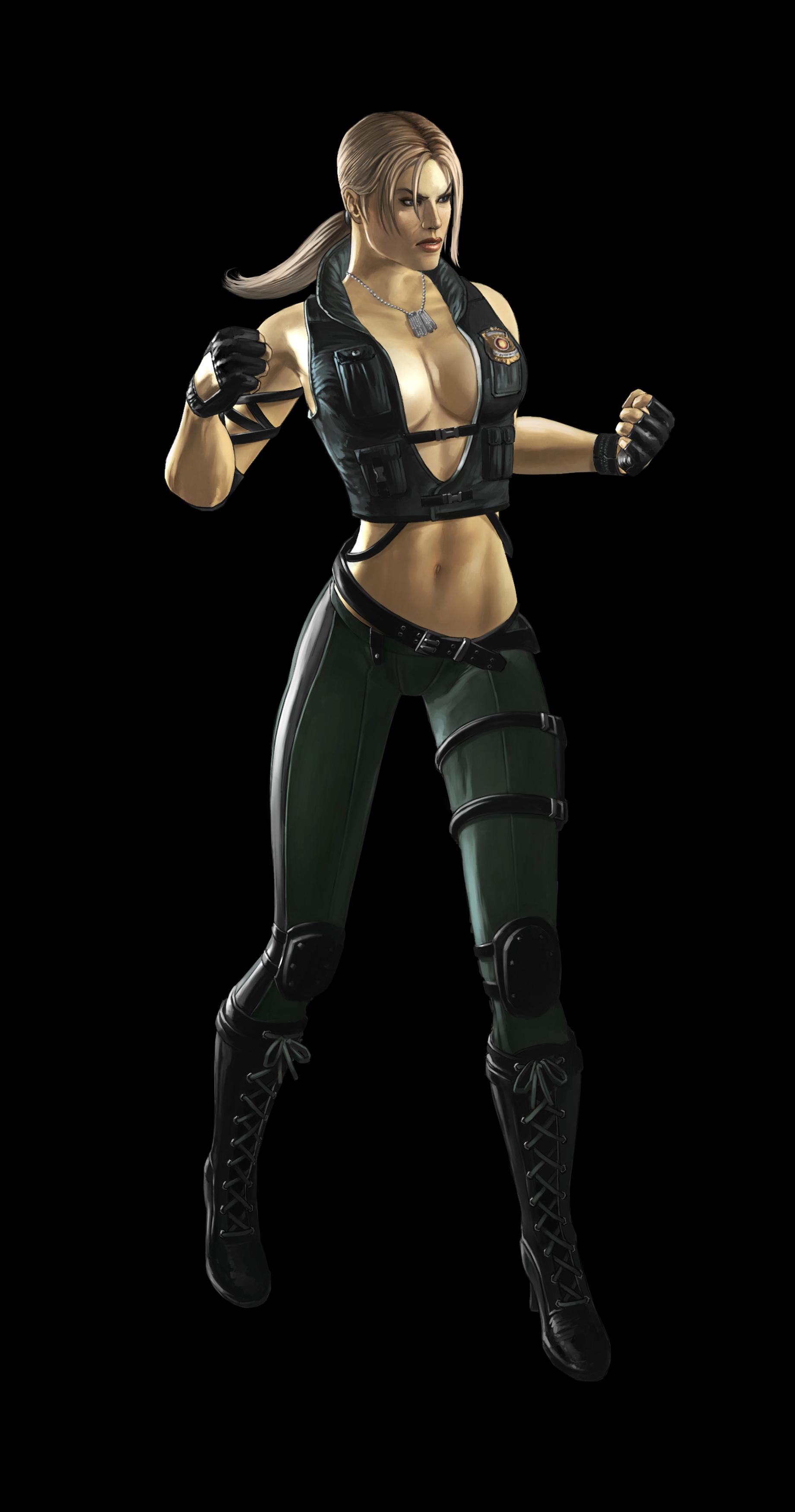 Mortal Kombat Sonya Blade Wallpaper - WallpaperSafari