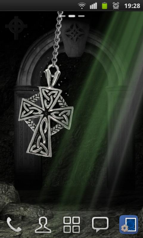 3D Celtic Cross Wallpaper   Android Apps on Google Play 480x800
